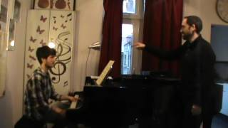 Masterclass Lluís Rodriguez Salvà / Liszt Dante Sonata (part 1)
