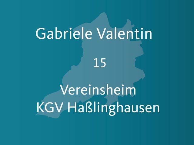Gaby Valentin