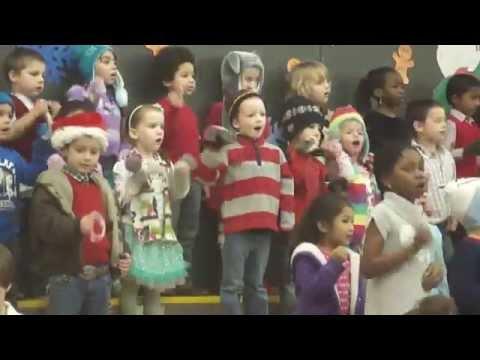 Jingle Bells - Will's Winter Program