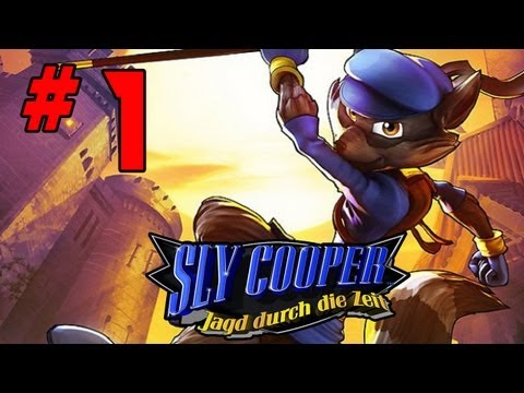 Let´s Play Sly Cooper Jagd durch die Zeit Part 1 - Einmal Dieb, immer Dieb [Deutsch/HD]