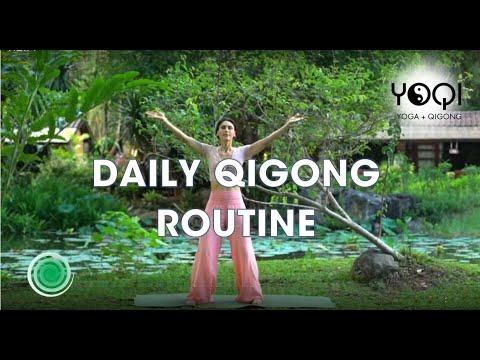 YOQI Qigong DAILY ENERGY ROUTINE