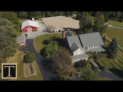 1022 Califon Cokesbury Road, Tewksbury Twp - Real Estate Homes for Sale