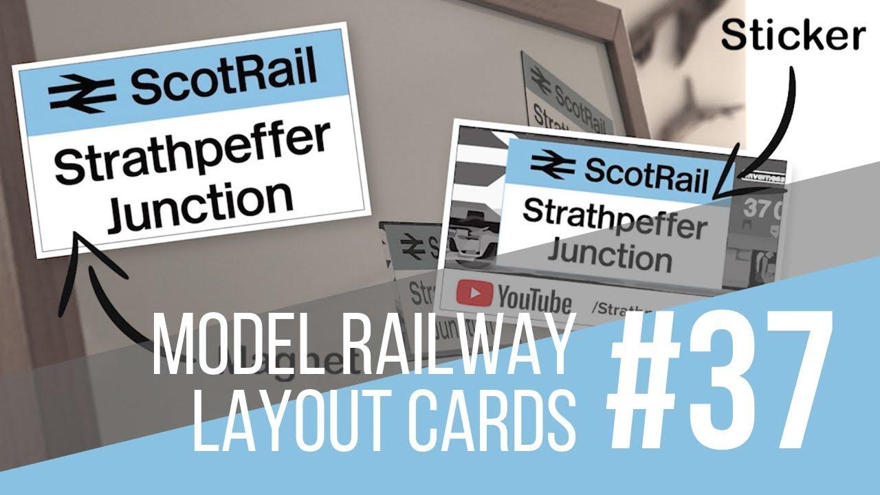 Model Railway Archives - Strathpeffer Junction