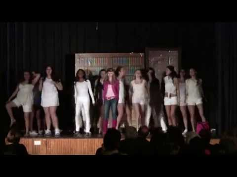 Legally Blonde at Fontbonne Hall Academy - Act 1, Part 9
