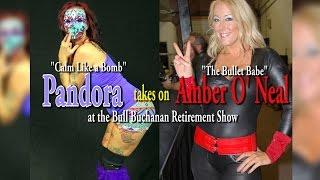 """WPN Ep. 007 - """"The Bullet Babe"""" Amber O' Neal-Gallows vs Pandora"""
