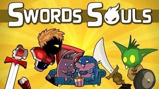 Swords and Souls с Сибирским Леммингом [Armorgames]