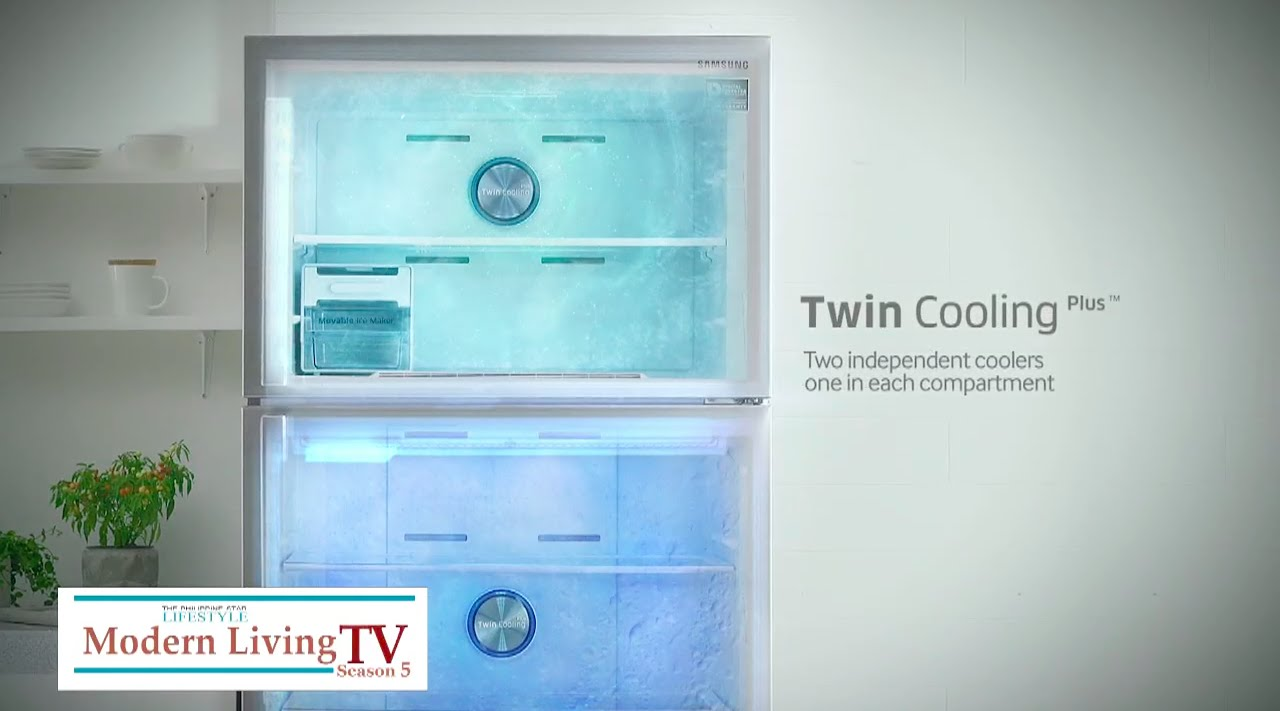 Modern Living Tv Features The Samsung Twin Cooling