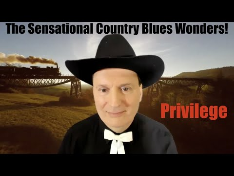 The Sensational Country Blues Wonders! - Privilege -  OFFICIAL PROMO