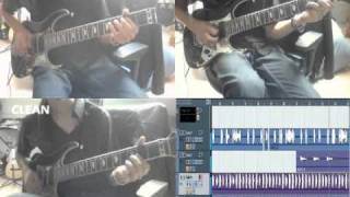 Korn - Word Up (Instrumental cover)