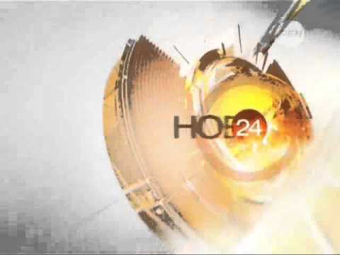Конец программы '112', часы и начало новостей (РЕН-ТВ, 13.03.2014)