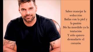 Скачать Jaleo Ricky Martin Lyrics