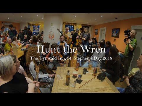 Hunt The Wren (Tynwald Inn, 26 Dec 2018)