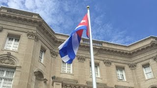 Special Broadcast from Opening of Cuban Embassy in Washington as U.S.-Cuban Diplomatic Ties Restored