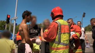 Bataillon des marins pompiers de Marseille – N°3 : l'eau et le feu