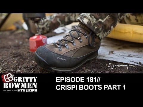 Episode 181: Crispi Boots Part 1