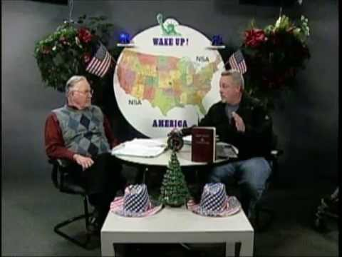 Wake Up America - 12/15/14 - Ret. Ct. State Trooper J.B.