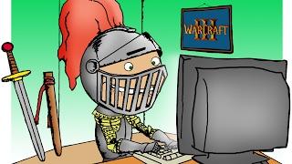 Warcraft 3 Frozen Throne - Карта Are you a retard? #2 ● Смешные моменты в Варкрафт 3! ● Монтаж