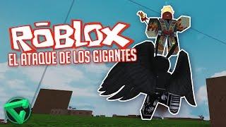 ROBLOX: O ATAQUE DOS GIGANTES? iTownGamePlay