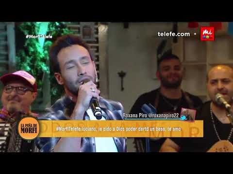 "Luciano Pereyra: ""Que sea como tú"" - La Peña de Morfi"