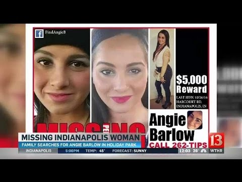Search for Angie Barlow continues
