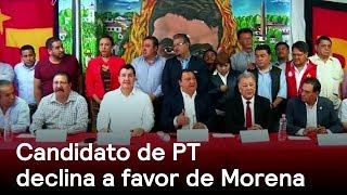 Morena gana apoyo del PT - Edomex - En Punto con Denise Maerker thumbnail