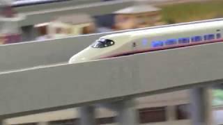 HOゲージ 鉄道模型 in 大宮車両センター・鉄道ふれあいフェア2017