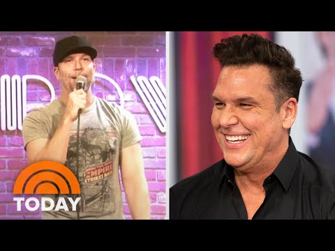 Dane Cook Talks Comedy Tour 2019 | TODAY - YouTube
