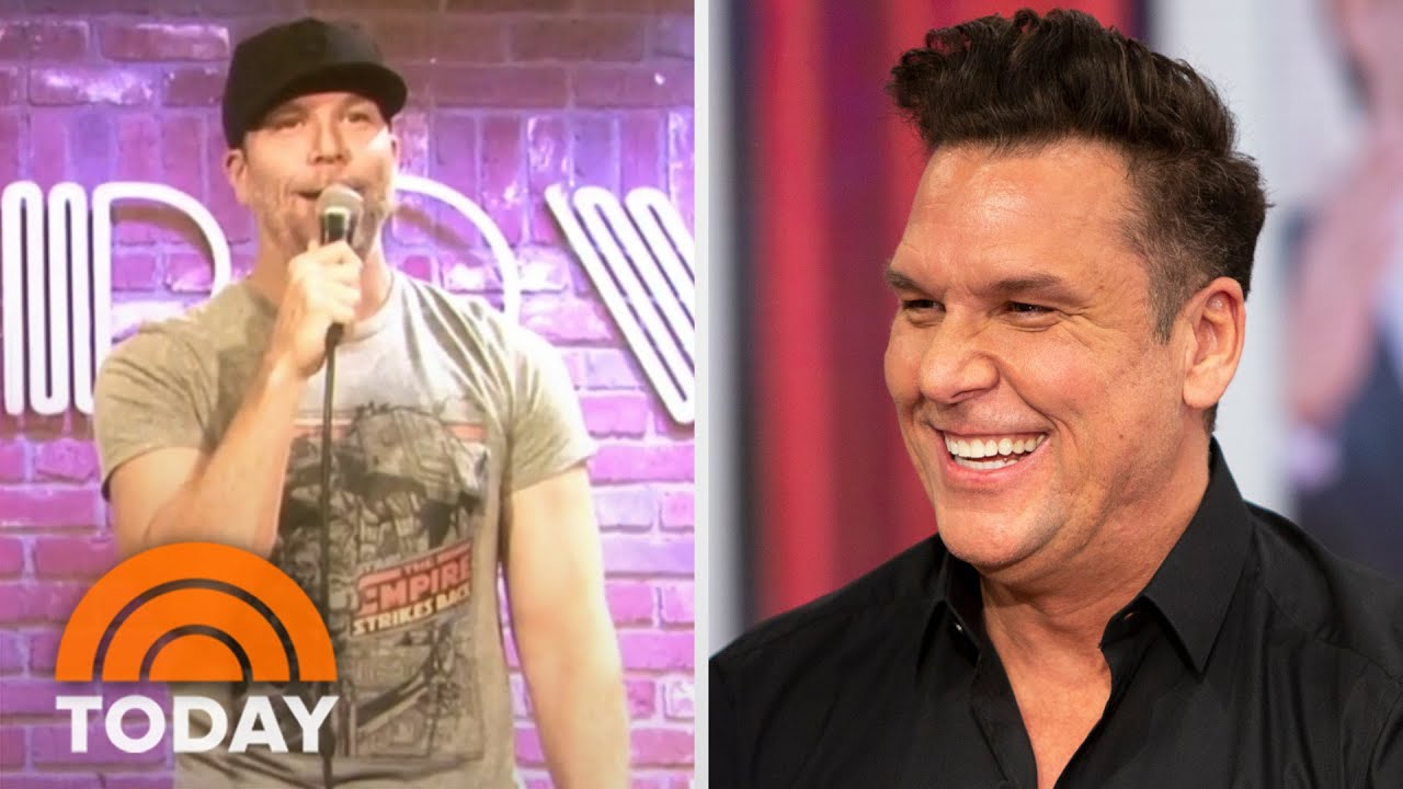 Dane Cook Talks Comedy Tour 2019 | TODAY