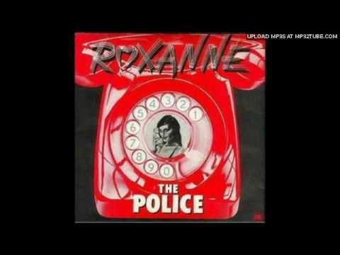The Police  Roxanne MartyParty + Love and Light Dubstep Remix