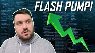 Flash Pump - Why?
