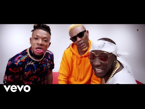 Seriki - Saka Manje (Official Video)