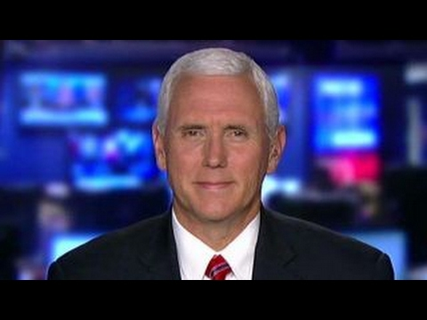 Thumbnail: Pence: Paris Climate Accord put enormous burden on Americans