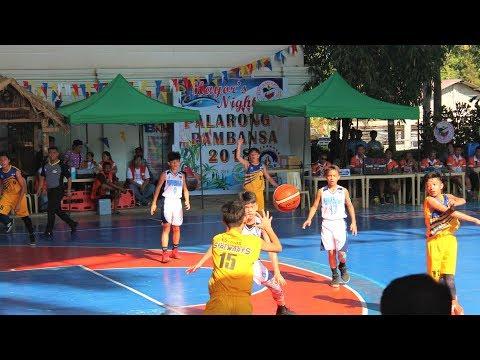 WVRAA vs NCR Basketball Elementary Boys | Palarong Pambansa 2018 - Finals