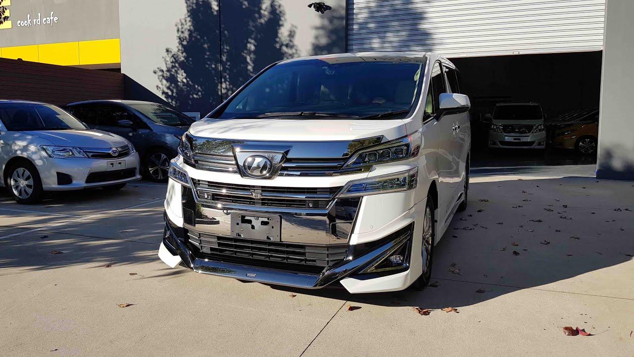 Kelebihan Kekurangan Toyota Vellfire 2019 Spesifikasi