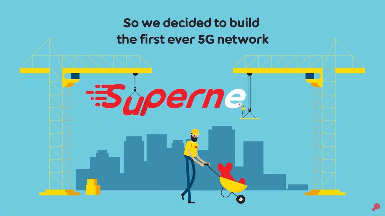 Ooredoo 5G - High Speed Internet Network in Qatar | Ooredoo