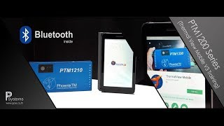 [PhoenixTM TV Mobile V3] Android Bluetooth Quick Reference l PP Systems