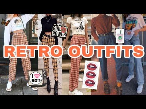 80+ RETRO OUTFIT IDEAS