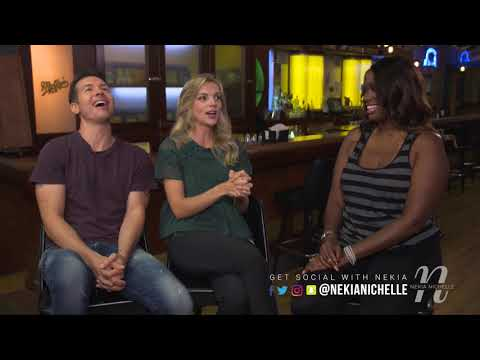 Jon Seda & Kara Killmer Speak On Chicago Fire, PD & Brettonio Romance