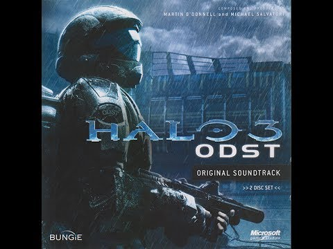 Martin O'Donnell And Michael Salvatori - Halo 3 ODST Soundtrack (2009) [Full Album OST] 🇺🇸