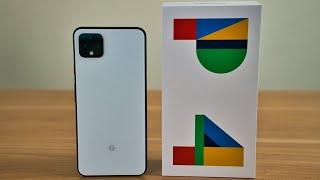 Google Pixel 4 XL - Unboxing & First Impressions!