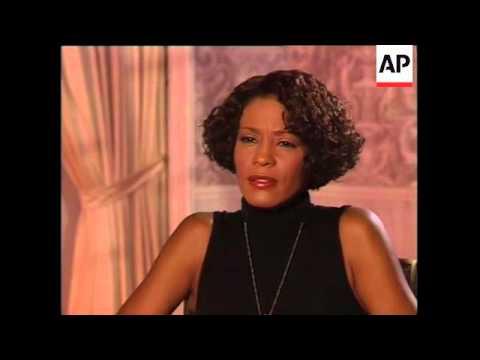 Whitney Houston intoxicated