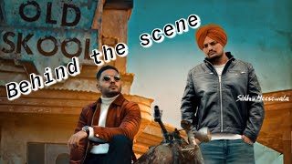 Old Skool Original | Behind the scene | Prem Dhillon | Sidhu Moosewala | Rahul Chahal | Tdot Films