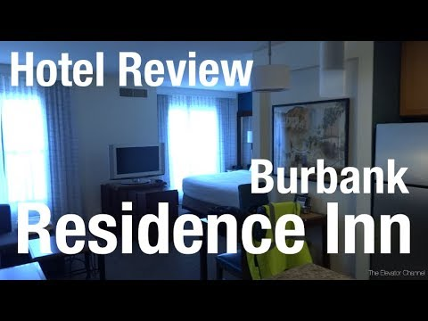 Hotel Review - Residence Inn Downtown Burbank