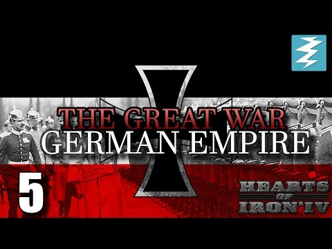 RUSSIAN REVOLUTION [5] The Great War Mod - Hearts of Iron 4 HOI4 Paradox Interactive