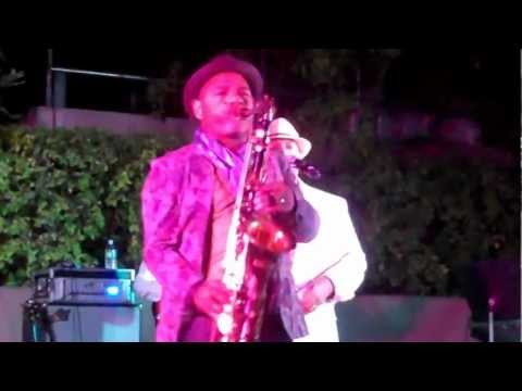 Kirk Whalum Performs All I Do Live At South Coast Winery