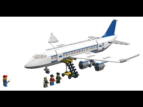 Avion Lego City
