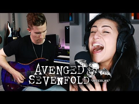 AVENGED SEVENFOLD – Afterlife (Cover By Lauren Babic Ft. Cole Rolland)