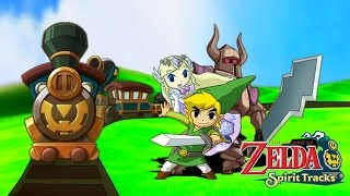 Let's Play: Legend Of Zelda Spirit Tracks