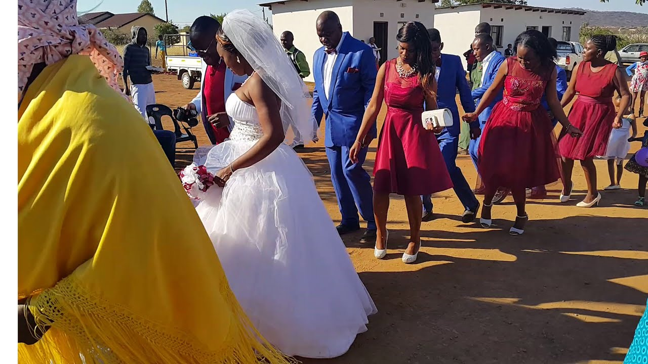 A Sad Wedding In Botswana