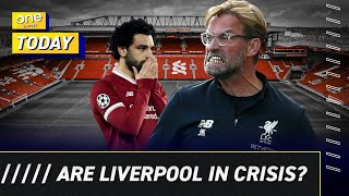 Are Liverpool in CRISIS amid scoreless slump? [OneSoccer Today]